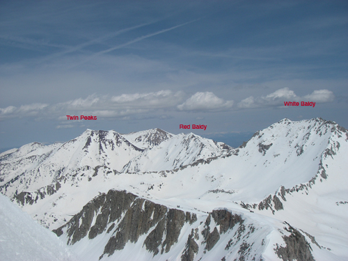 Eight peaks down, the final three seemed reachable for the first time.